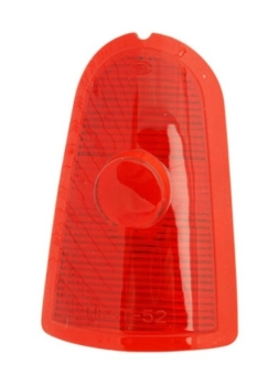 Tail Lamp Lens for 1952-53 Mercury