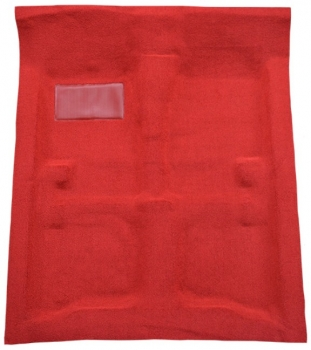 Carpet for 1961-63 Oldsmobile Cutlass 4-Door Sedan with Automatic Transmission