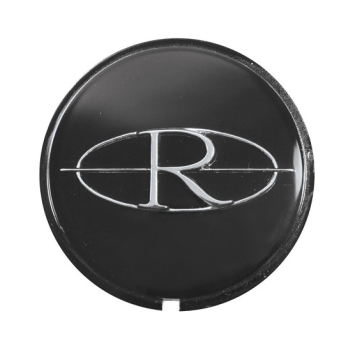 Wheel Center Cap Emblem Set for 1966-70 Buick Riviera