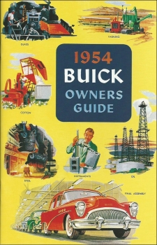 1954 Buick - Owners Manual (English)