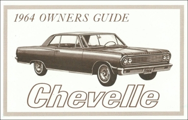 1964 Chevrolet Chevelle - Owners Manual (english)