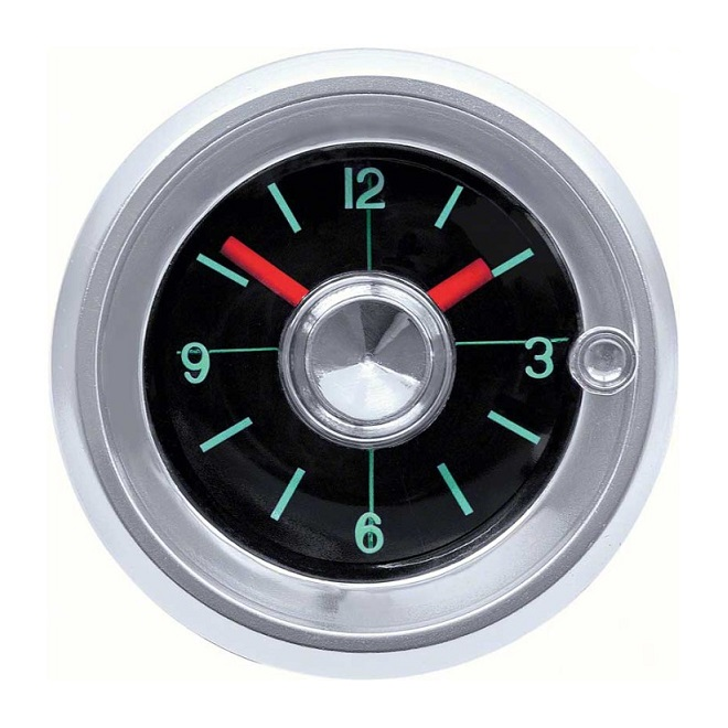 In-Dash Clock for 1961-62 Chevrolet Impala/Full Size