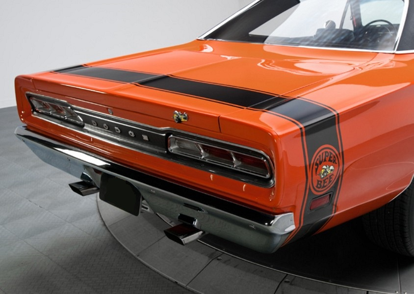 Stripe Set -Super Bee- for 1969-70 Dodge Coronet